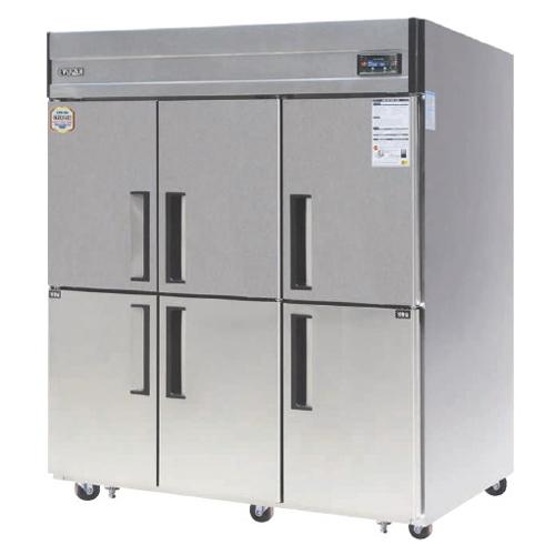 65박스 디지털 간접 냉각 방식 에버젠 냉동 1699L