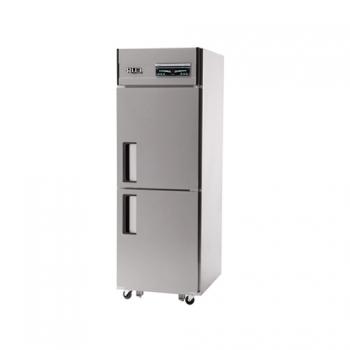 25박스 디지털 직접 냉각 냉동 551L 내부 스텐