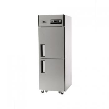 25박스 아날로그 직접 냉각 냉장 551L 내부 스텐