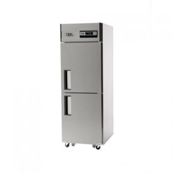 25박스 아날로그 직접 냉각 냉동 257L 냉장 257L 올 스텐
