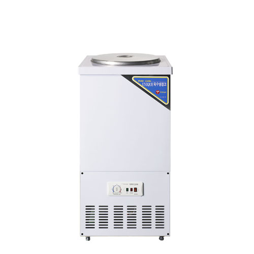 육수 3말 외통 아나로그 냉장고 52L