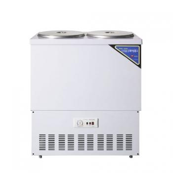 육수 4말 1라인 아나로그 냉장고 86L