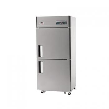 30박스 디지털 직접 냉각 냉장 693L 2도어 내부 스텐