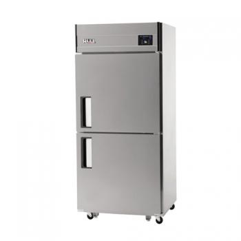 30박스 디지털 직접 냉각 냉동 329L 냉장 329L 올 스텐