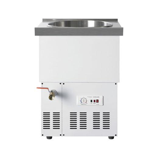 원형 사리 냉장고 48L