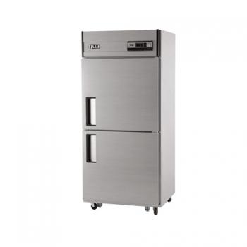 30박스 아날로그 직접 냉각 냉동 329L 냉장 329L 내부 스텐 2도어