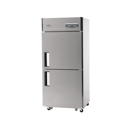30박스 디지털 직접 냉각 냉동 693L 2도어 메탈릭강판