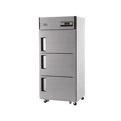 30박스 아날로그 직접 냉각 냉동 218L 냉장 456L 3도어 내부 스텐