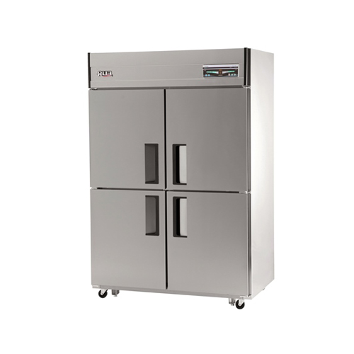 45박스 디지털 직접 냉각 냉동 1137L 올 스텐