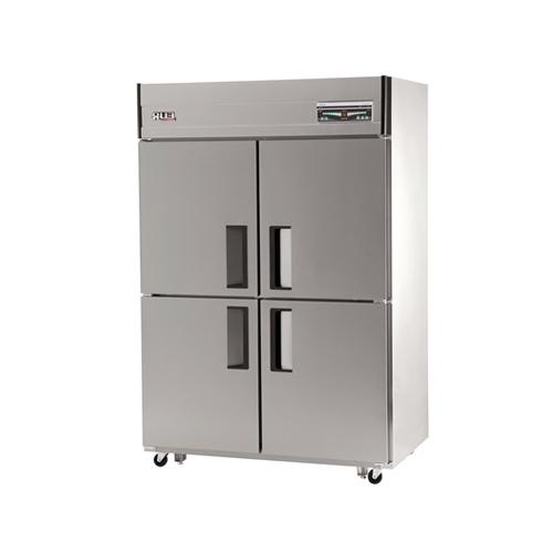 45박스 디지털 직접 냉각 수직형 냉동 540L 냉장 540L 4도어 메탈릭강판