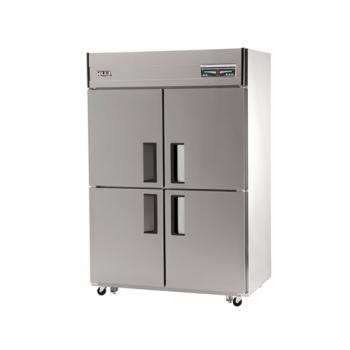 45박스 디지털 직접 냉각 수직형 냉동 540L 냉장 540L 4도어 내부 스텐
