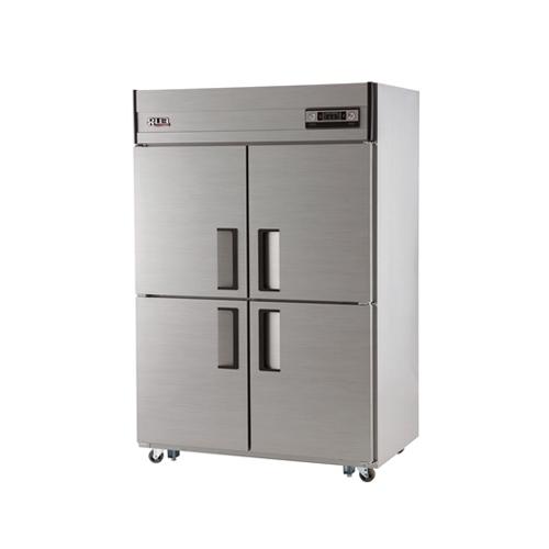 45박스 아날로그 직접 냉각 냉장 1137L 내부 스텐