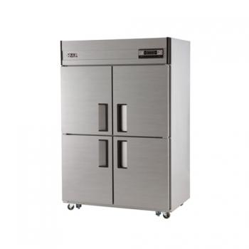 45박스 아날로그 직접 냉각 냉장 1137L 올 스텐