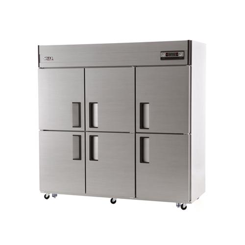 65박스 디지털 직접 냉각 냉장 1802L 내부 스텐