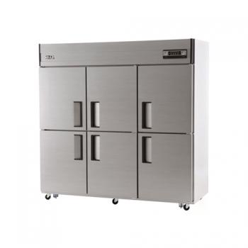 65박스 아날로그 직접 냉각 냉동 556L 냉장 1160L 올스텐