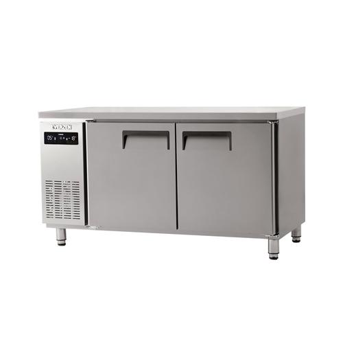 냉동 테이블 1500 에버젠 스텐 냉동 367L