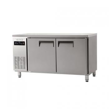 냉장 테이블 1500 에버젠 스텐 냉장 393L