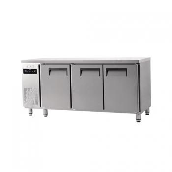 냉장 테이블 1800 에버젠 스텐 냉장 497L
