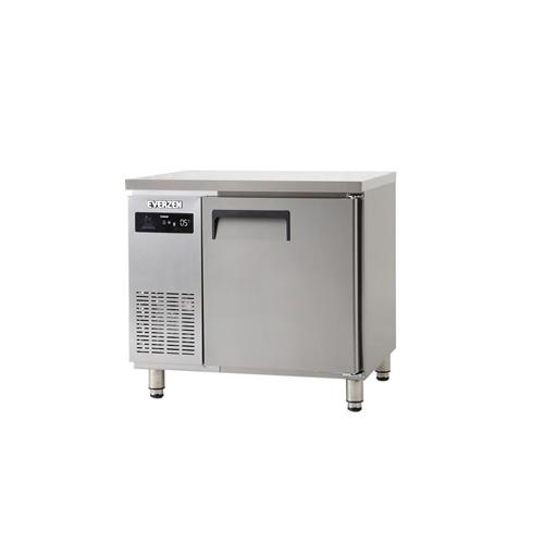 냉장 테이블 900 에버젠 스텐 냉장 183L