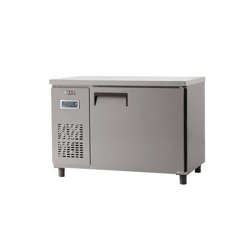 냉동 테이블 1200 디지털 냉동 278L 내부 스텐