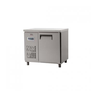 냉동 테이블 900 디지털 냉동 188L 올 스텐
