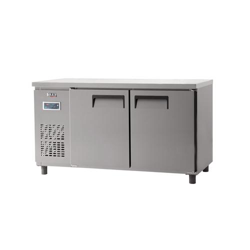 냉동 냉장 테이블 1500 디지털 냉동 193L 냉장 193L 올 스텐