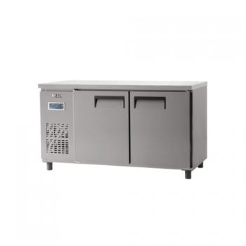 냉장 테이블 1500 디지털 직냉식 냉장 387L 올 스텐