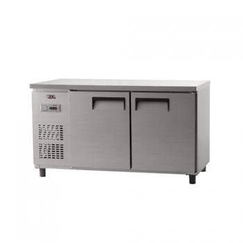 냉장 테이블 1500 아날로그 냉장 387L 내부 스텐