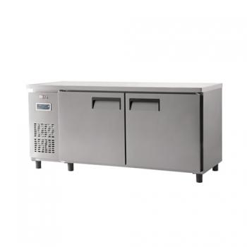 냉동 테이블 1800 디지털 직냉식 냉동 498L 올 스텐