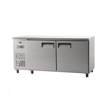 냉장 테이블 1800 아날로그 냉장 498L 올 스텐