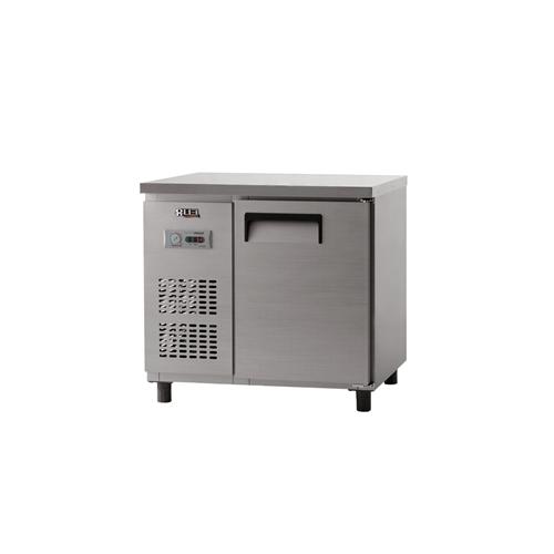 냉장 테이블 900 아날로그 직냉식 냉장 188L 올 스텐