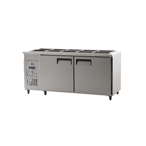받드 냉장고 1800 디지털 냉장 550L 올 스텐