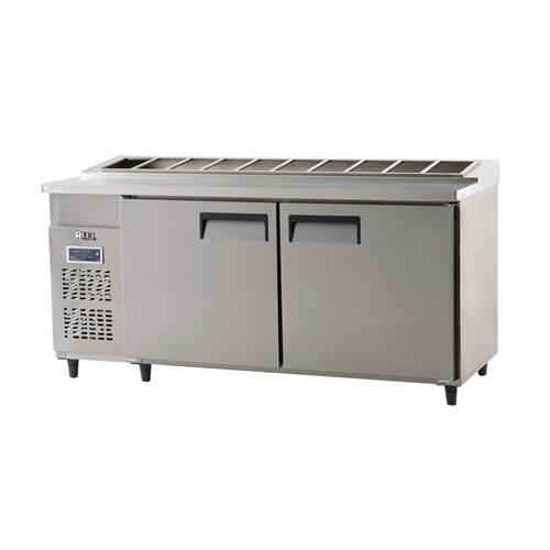 김밥 테이블 냉장고 1800 디지털 냉장 626L 올 스텐
