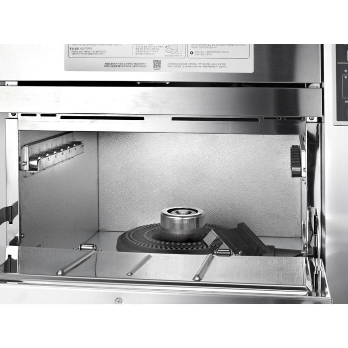 가스 자동 밥솥 대형 100인용 알루미늄