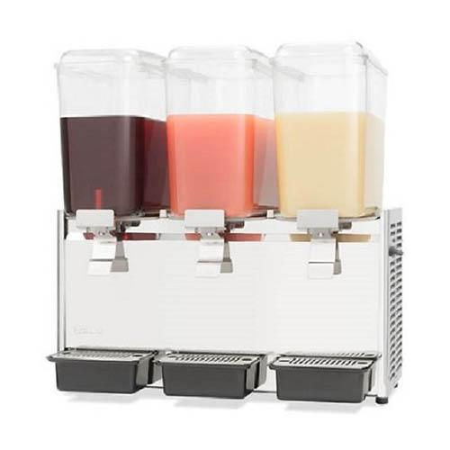 냉 음료 디스펜서 주스 냉각기 18L X 3