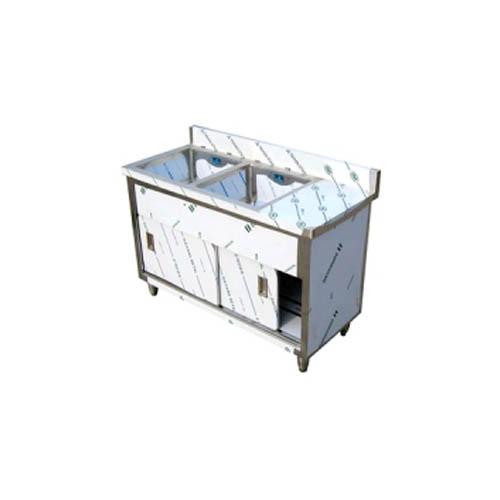 캐비넷 2조 우날 세정대 1800X600X850 배수구 포함