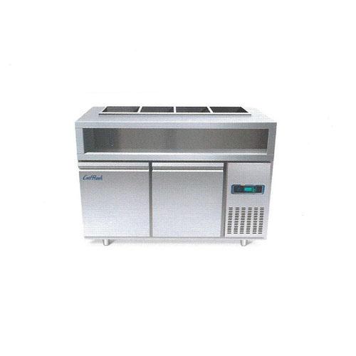 접시 보관형 샐러드 냉장고 CCSDT-1575