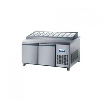 콜드 토핑 테이블 냉장고 1800 직냉식