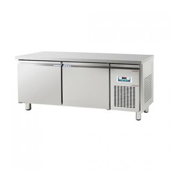 콜드 테이블 냉장고 2100 간냉식 양문형