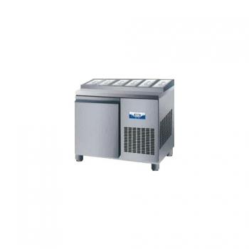 콜드 찬 받드 냉장고 1200 양쪽문 간냉식