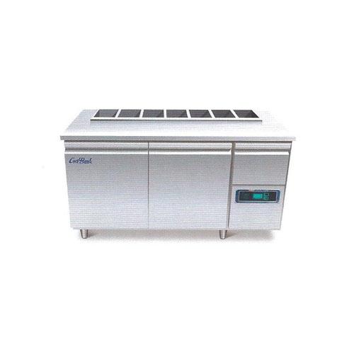 콜드 찬 받드 냉장고 2100 양쪽문 간냉식