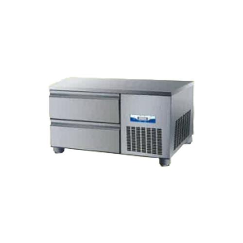 콜드 낮은 서랍식 테이블 냉장고 간냉식 1200