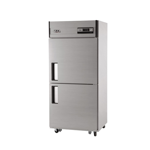 30박스 아날로그 직접 냉각 냉장 693L 2도어 메탈릭 강판