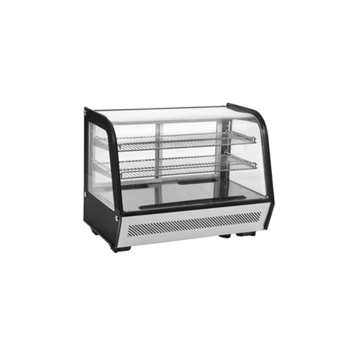 케이크 냉장 쇼케이스 라운드 160L
