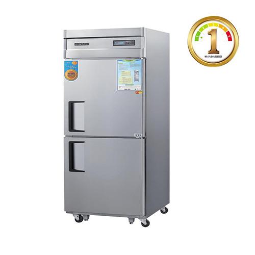 절전형 25박스 디지털 직접 냉각 냉장 545L 올 스텐