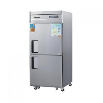 고급형 25박스 디지털 직접 냉각 냉동 494L 올 스텐