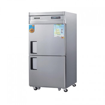 고급형 30박스 디지털 직접 냉각 냉동 300L 냉장 300L 올 스텐