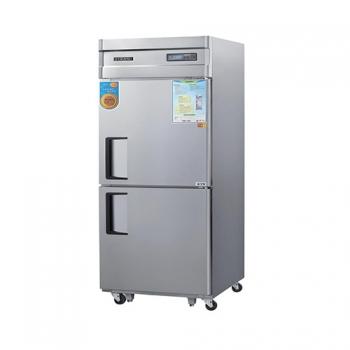 고급형 25박스 디지털 간접 냉각 냉동 476L 올 스텐
