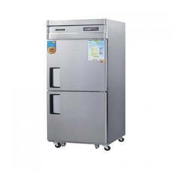 고급형 30박스 디지털 간접 냉각 냉장 613L 올 스텐