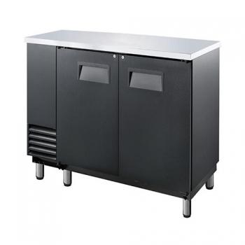 호프냉장고 테이블 간접 냉각 냉장 568L 2도어 상부 스텐